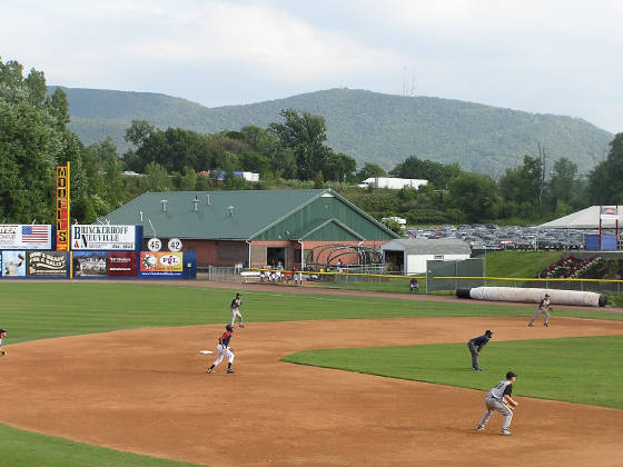 The Highway over the hill - Dutchess Stadium